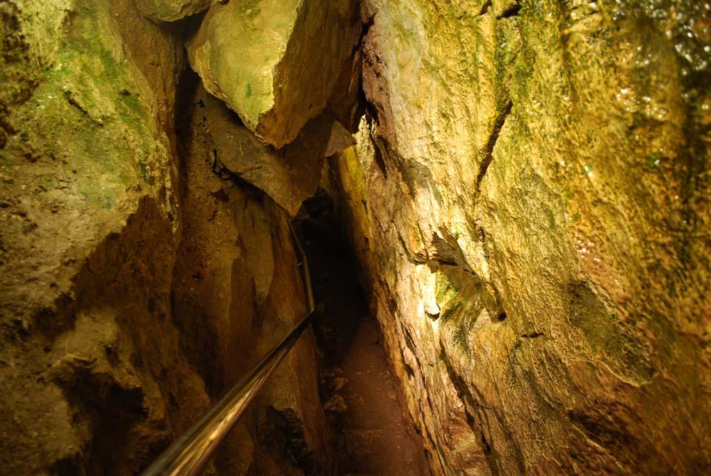 Wąski korytarz